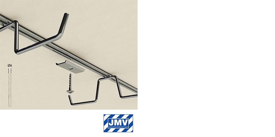 jmv logo jmv kapstokgoot ophanging met boor