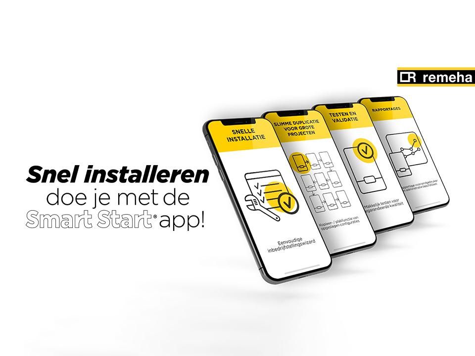 Smart Start App kopiëren